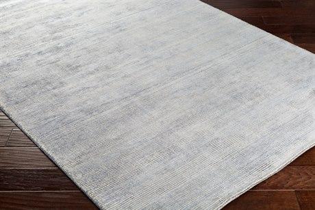 Surya Prague Rectangular Medium Gray & Khaki Area Rug
