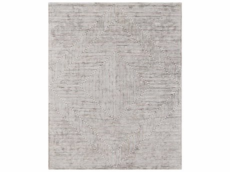 Surya Quartz Rectangular Light Gray Area Rug SYQTZ5000REC