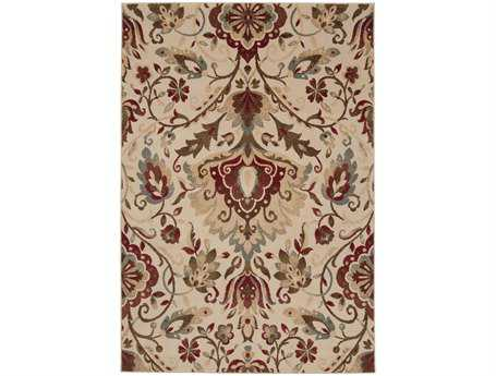 Surya Riley Rectangular Beige Area Rug SYRLY5017REC