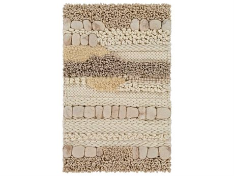 Surya Summit Ii Cream / Ivory / Butter Rectangular Area Rug