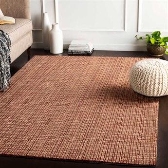 Surya Tatyana Garnet / Wheat Rectangular Area Rug