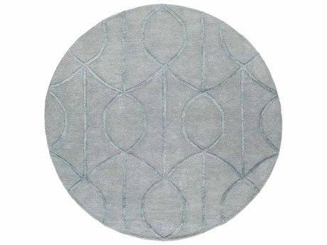 Surya Urban Sage / Light Gray Round Area Rug