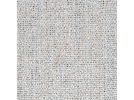 Surya Jute Woven Light Gray Square Sample