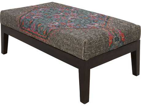 Surya Zahara Charcoal Accent Bench SYZFL5005472717