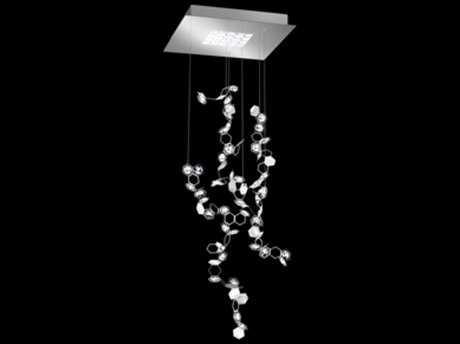 Swarovski Crystalon 16'' Wide Four-Light Pendant Light - 4000K LED S6SCY551
