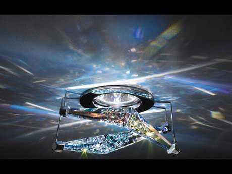 Swarovski Melody Recessed Light S6SRE415