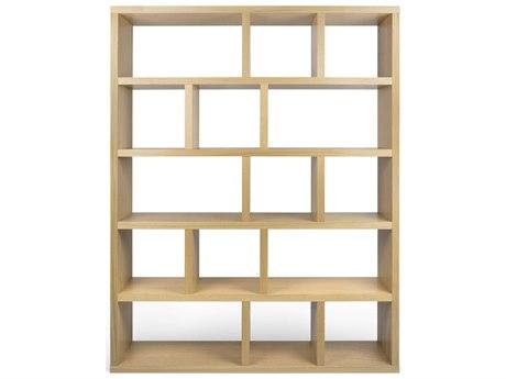 Temahome Berlin Oak Bookcase