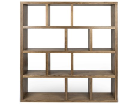 Temahome Berlin Walnut Bookcase TEM9500318603