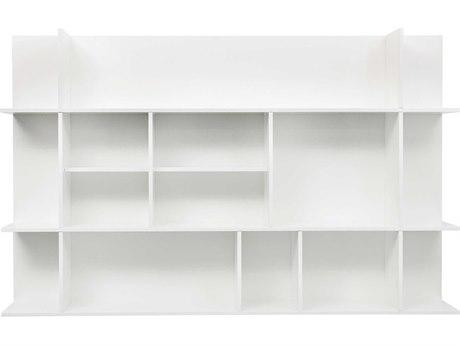 Temahome Panorama Pure White Bookcase TEMPNSU312892