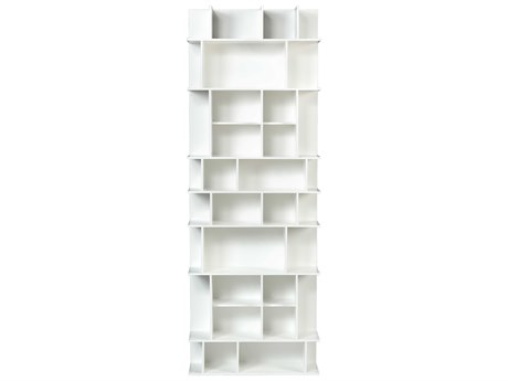 Temahome Panorama Pure White Bookcase TEMPNSU312908