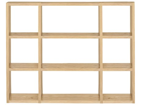 Temahome Pombal 58'' Wide Bookcase TEM950051591