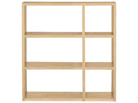 Temahome Pombal 44'' Wide Bookcase TEM9500515958