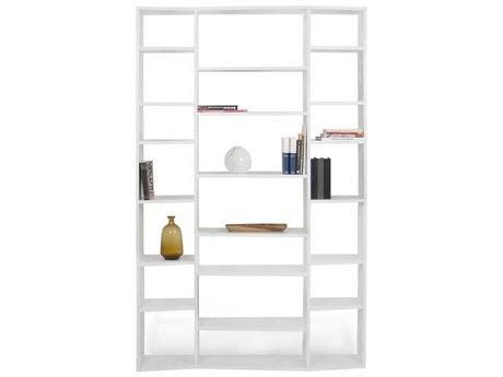 Temahome Valsa Pure White Bookcase TEM9500316579