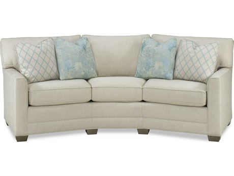 Temple Furniture Remington Curved Sofa