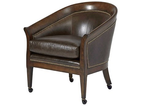 Theodore Alexander Rolling Accent Chair