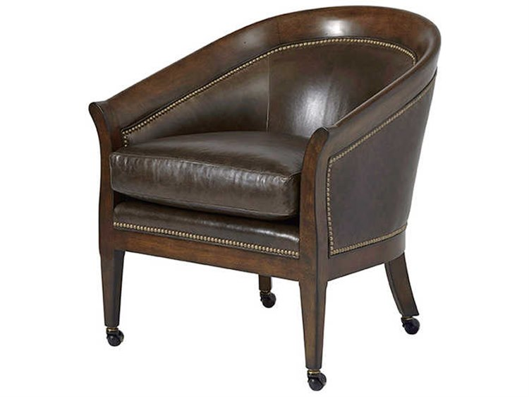 Incredible Theodore Alexander Rolling Accent Chair Short Links Chair Design For Home Short Linksinfo