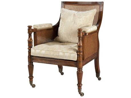 Theodore Alexander Rolling Accent Chair TALA045