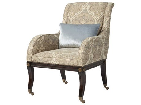 Theodore Alexander Rolling Accent Chair TALA267
