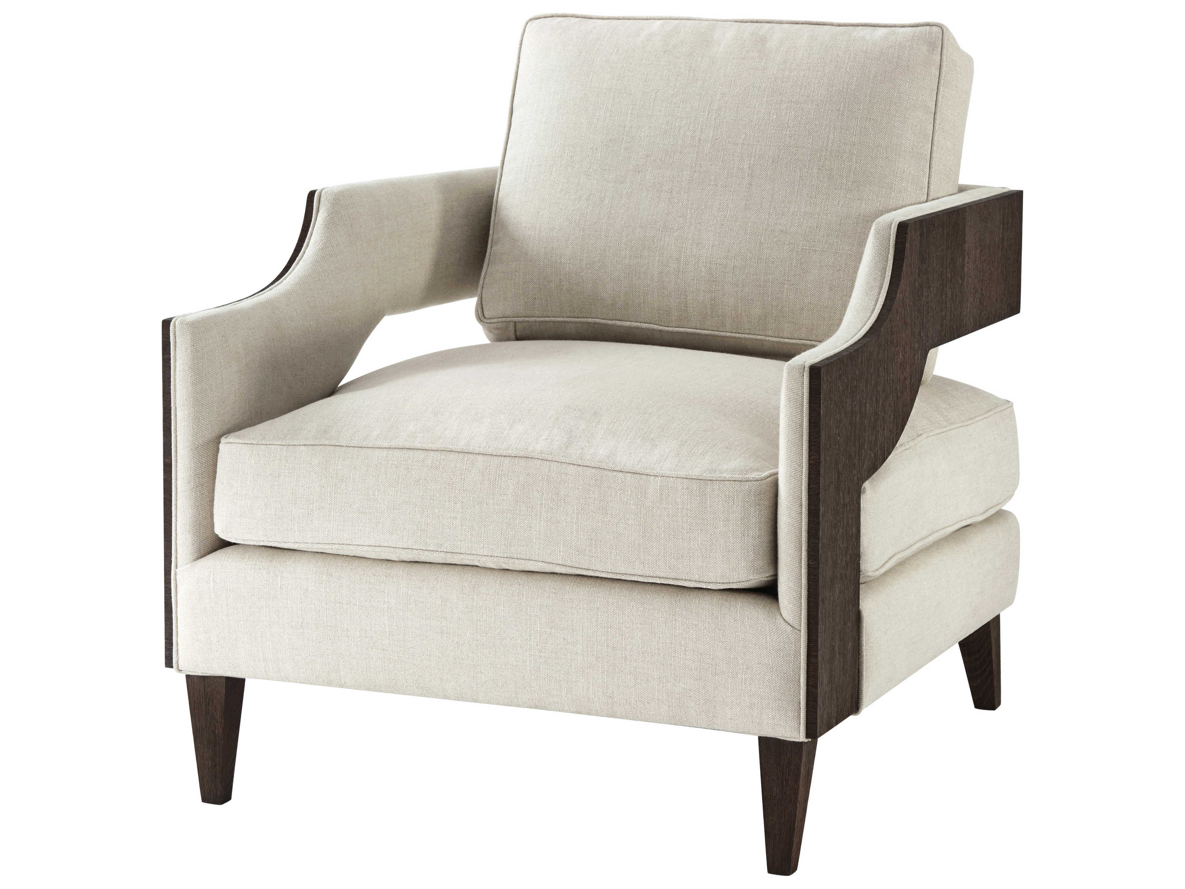 Peachy Theodore Alexander Cardamon Lati Accent Chair Short Links Chair Design For Home Short Linksinfo