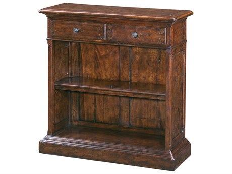Theodore Alexander Mahogany Bookcase