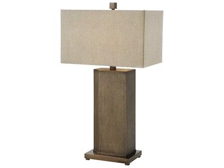 Theodore Alexander Brass / Canvas Buffet Lamp