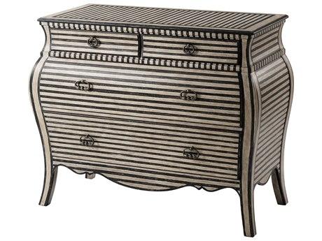Theodore Alexander Pine / Iron Dresser