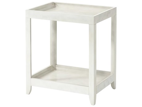 Theodore Alexander Tulip 24'' Wide Rectangular End Table