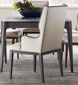 Theodore Alexander Anise Lati Arm Dining Chair