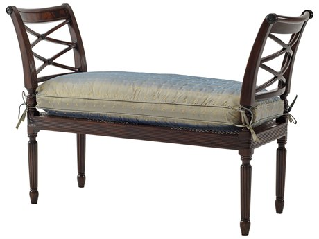 Theodore Alexander Acacia Accent Bench TAL45000391ABM