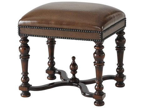 Theodore Alexander Acacia Accent Stool TAL4400035BB