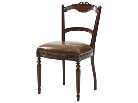 Theodore Alexander Acacia Side Dining Chair