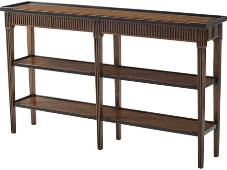 Theodore Alexander Parawood 58'' Wide Rectangular Console Table