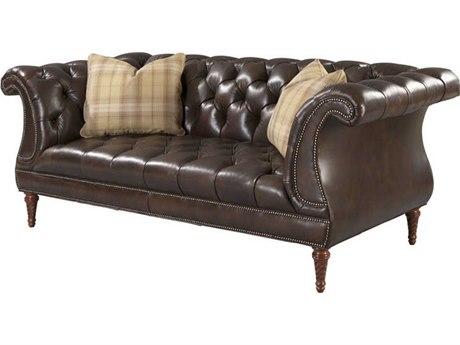 Classic Leather Parkhurst Sofa Cl8548