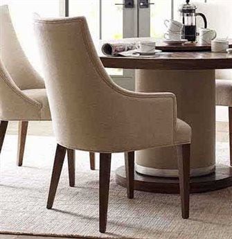 Theodore Alexander Mangrove Primavera Arm Dining Chair TALTAS410040AVY