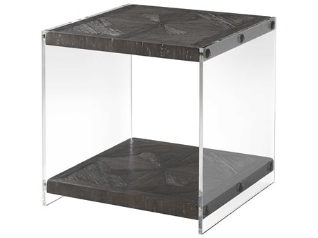 Theodore Alexander Stout CB 26'' Wide Square End Table TALAC500015ABF