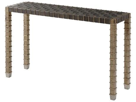 Theodore Alexander Echo Oak 53'' Wide Rectangular Console Table TALCB53022C062