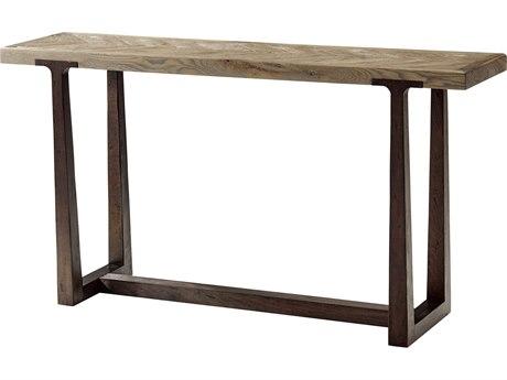 Theodore Alexander Echo Oak 60'' Wide Rectangular Console Table