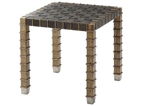 Theodore Alexander Echo Oak 23'' Wide Square End Table TALCB50056C062