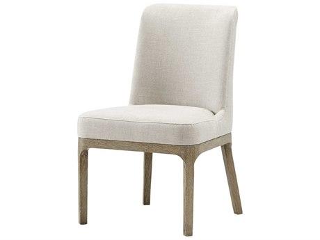 Theodore Alexander Oak Side Dining Chair TALMB10091AQI