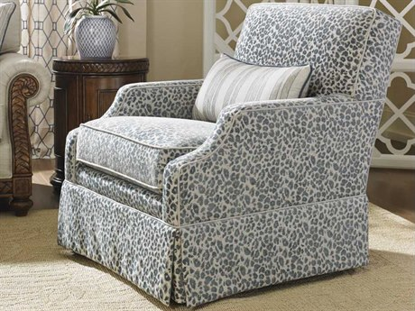 Tommy Bahama Bali Hai Courtney Tight Back Swivel Chair TO710811SW