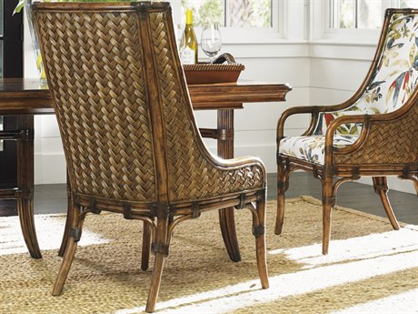 Tommy Bahama Bali Hai 25.75'' x 29'' Marabella Upholstered  Side Chair TO593884