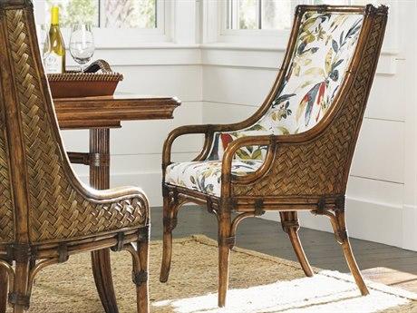 Tommy Bahama Bali Hai 25.75'' x 29'' Marabella Upholstered  Arm Chair TO593885