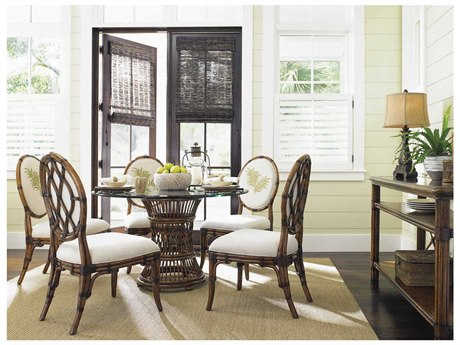Tommy Bahama Bali Hai Gulfstream Dining Room Set