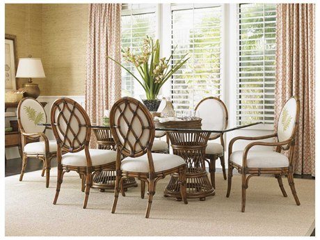 Lexington Oyster Bay Dining Room Set Lx714876set