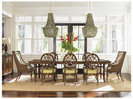 Tommy Bahama Bali Hai Dining Set TO593876886SET