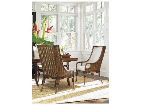 Tommy Bahama Bali Hai Dining Set TO593876C01SET