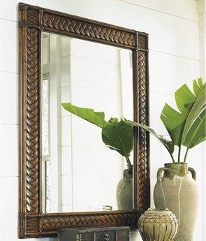Tommy Bahama Bali Hai Sunrise Landscape Dresser Mirror