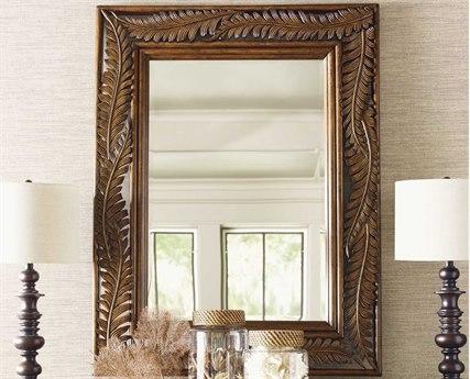 Tommy Bahama Bali Hai Wood Seabrook Landscape Dresser Mirror TO593206