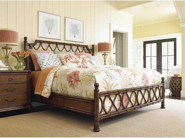 Tommy Bahama Bali Hai Bedroom Set | TO593134C624SET