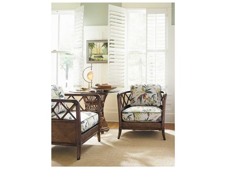 Tommy Bahama Bali Hai Living Room Set TO17851136SET